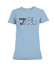 Long Beach Ice Dogs Premium Fit Ladies Tee thumbnail
