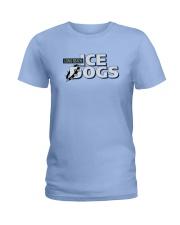 Long Beach Ice Dogs Ladies T-Shirt thumbnail