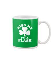 Kiss Me I'm a Flash Mug thumbnail