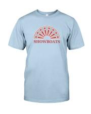 Memphis Showboats Classic T-Shirt front