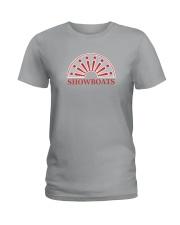 Memphis Showboats Ladies T-Shirt thumbnail