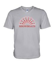 Memphis Showboats V-Neck T-Shirt thumbnail
