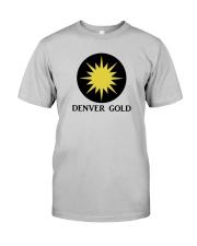 Denver Gold Classic T-Shirt front