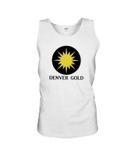 Denver Gold Unisex Tank thumbnail