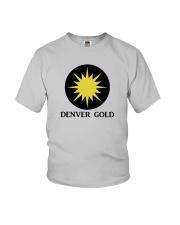 Denver Gold Youth T-Shirt thumbnail