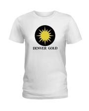 Denver Gold Ladies T-Shirt thumbnail
