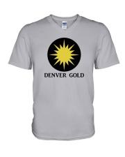 Denver Gold V-Neck T-Shirt thumbnail