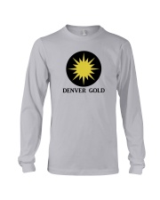 Denver Gold Long Sleeve Tee thumbnail