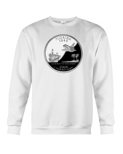 U S Quarter - Florida 2004 Crewneck Sweatshirt tile