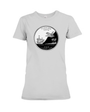 U S Quarter - Florida 2004 Premium Fit Ladies Tee thumbnail