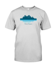 The Pittsburgh Skyline Premium Fit Mens Tee thumbnail
