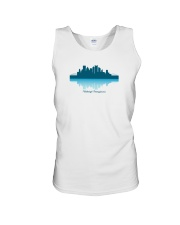 The Pittsburgh Skyline Unisex Tank thumbnail