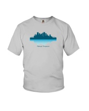 The Pittsburgh Skyline Youth T-Shirt thumbnail