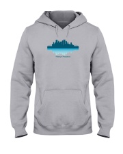 The Pittsburgh Skyline Hooded Sweatshirt thumbnail