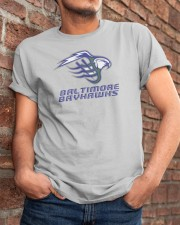 Baltimore Bayhawks Classic T-Shirt apparel-classic-tshirt-lifestyle-26