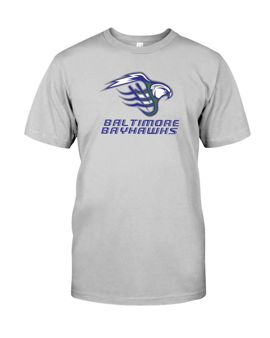Baltimore Bayhawks Classic T-Shirt