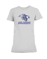 Baltimore Bayhawks Premium Fit Ladies Tee thumbnail