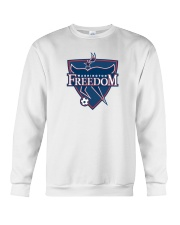 Washington Freedom Crewneck Sweatshirt thumbnail