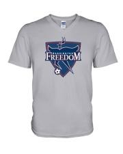 Washington Freedom V-Neck T-Shirt thumbnail