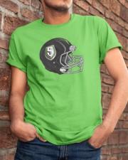 New York Sentinals Classic T-Shirt apparel-classic-tshirt-lifestyle-26