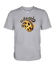 Hollywood - California V-Neck T-Shirt thumbnail