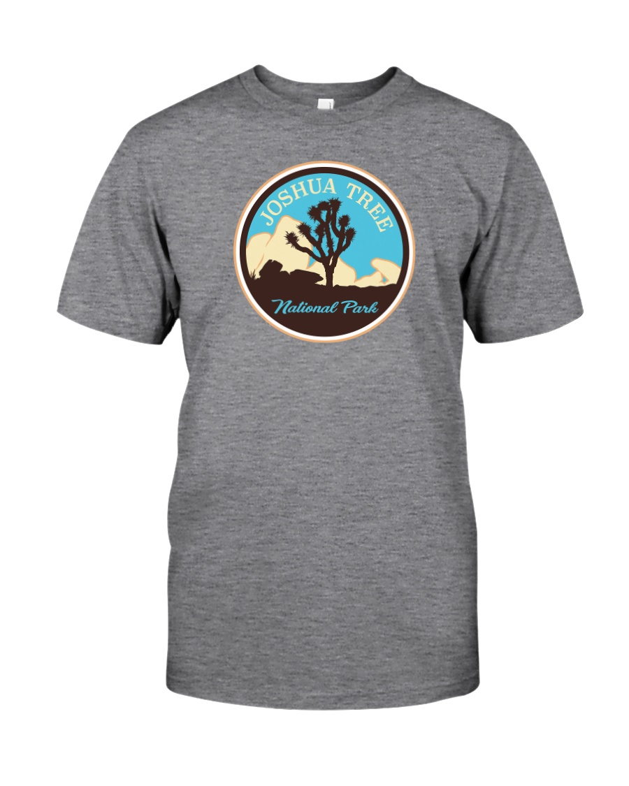 Joshua Tree National Park - California Classic T-Shirt