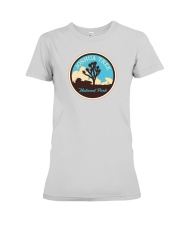 Joshua Tree National Park - California Premium Fit Ladies Tee thumbnail