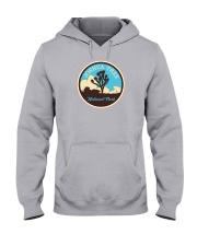 Joshua Tree National Park - California Hooded Sweatshirt thumbnail