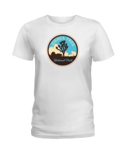 Joshua Tree National Park - California Ladies T-Shirt thumbnail