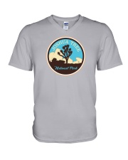 Joshua Tree National Park - California V-Neck T-Shirt thumbnail