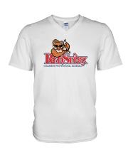 Columbus RedStixx V-Neck T-Shirt thumbnail