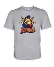 Peoria Rivermen V-Neck T-Shirt thumbnail