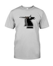 New York - New Jersey Knights Classic T-Shirt front