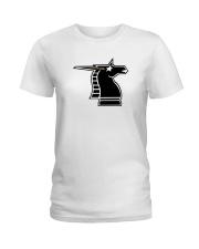 New York - New Jersey Knights Ladies T-Shirt thumbnail