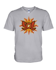 Miami Sol V-Neck T-Shirt thumbnail
