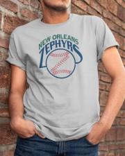 New Orleans Zephyrs Classic T-Shirt apparel-classic-tshirt-lifestyle-26