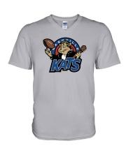 Nashville Kats V-Neck T-Shirt thumbnail