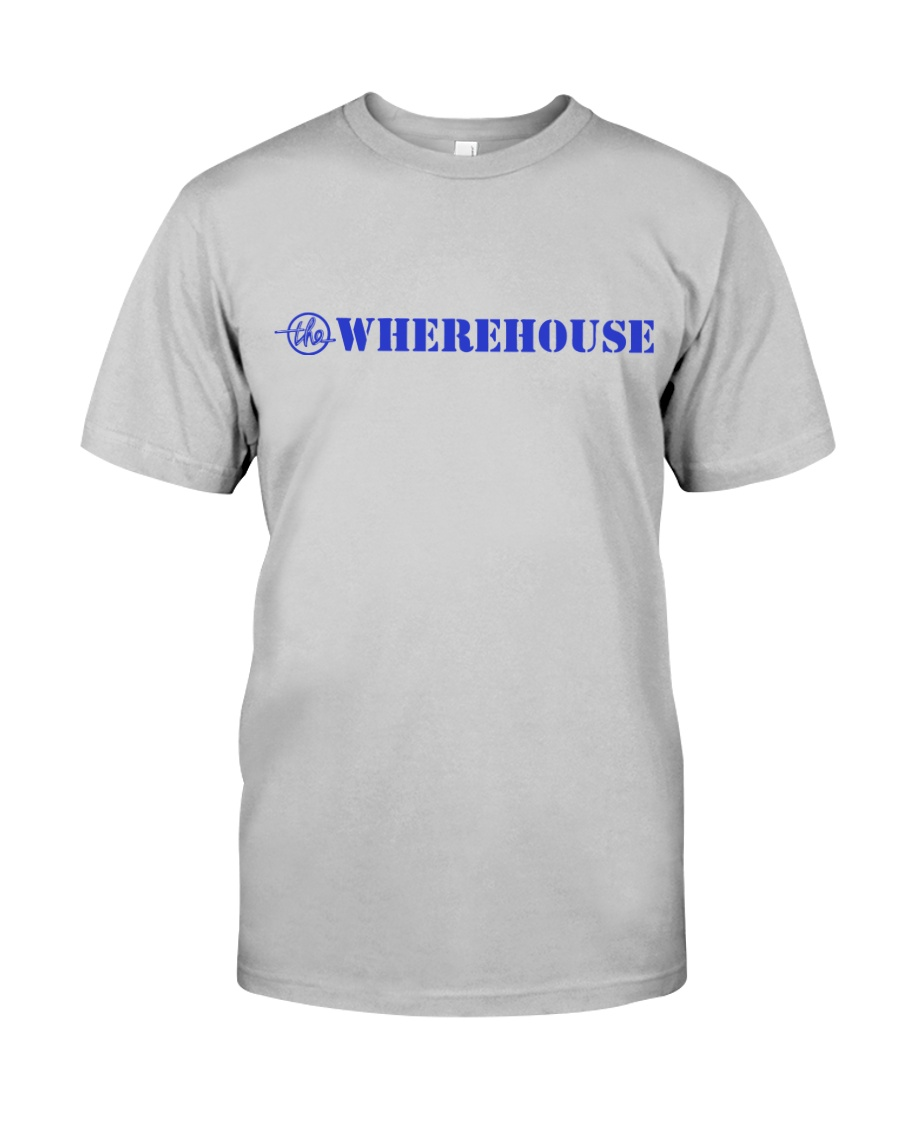 Wherehouse Music Classic T-Shirt