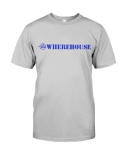 Wherehouse Music Classic T-Shirt front