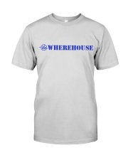 Wherehouse Music Premium Fit Mens Tee thumbnail