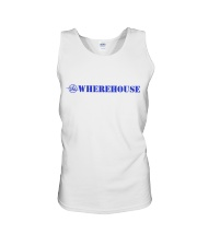 Wherehouse Music Unisex Tank thumbnail