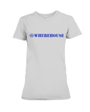 Wherehouse Music Premium Fit Ladies Tee thumbnail