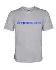 Wherehouse Music V-Neck T-Shirt thumbnail