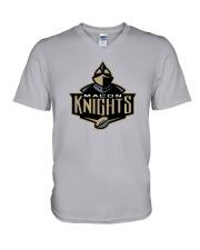 Macon Knights V-Neck T-Shirt thumbnail