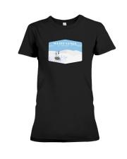White Sands National Park - New Mexico Premium Fit Ladies Tee thumbnail
