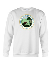 Great Seal of the State of Indiana Crewneck Sweatshirt thumbnail