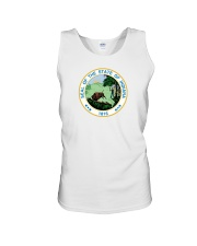 Great Seal of the State of Indiana Unisex Tank thumbnail