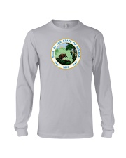 Great Seal of the State of Indiana Long Sleeve Tee thumbnail