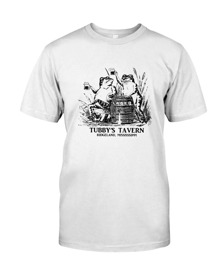 Tubby's Tavern - Ridgeland Mississippi Classic T-Shirt