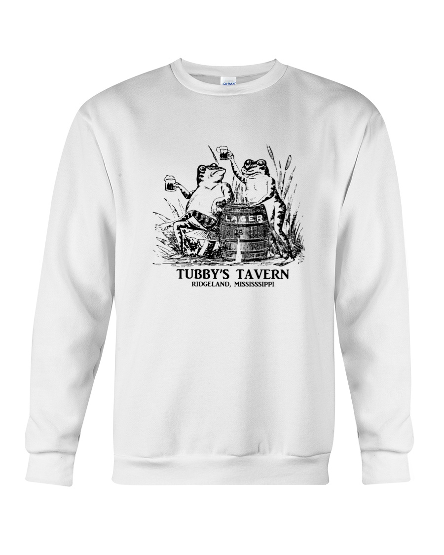 Tubby's Tavern - Ridgeland Mississippi Crewneck Sweatshirt